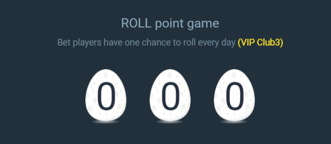 Roll Point Game