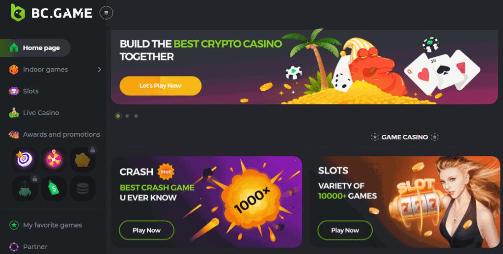 BC Game Casino